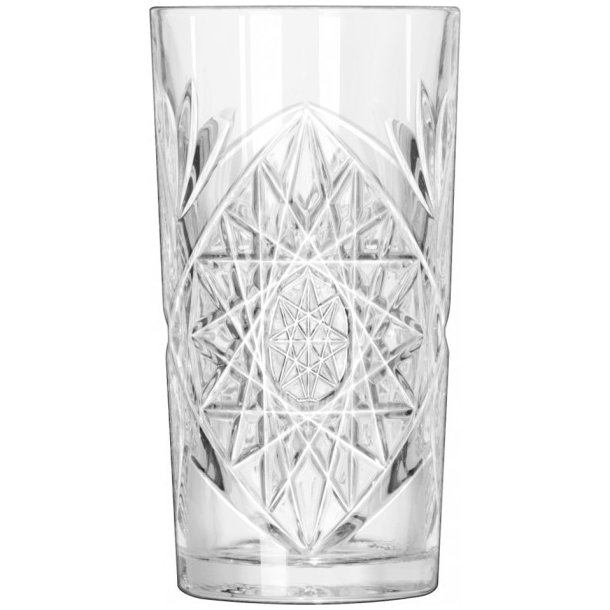 6 x Libbey Hobstar Hi-ball glas  [47,3 cl.]